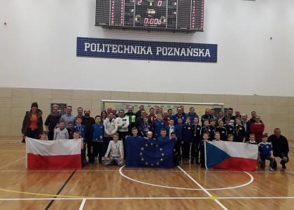 Wizyta zespołu FC Velke Mezirici w Luboniu!